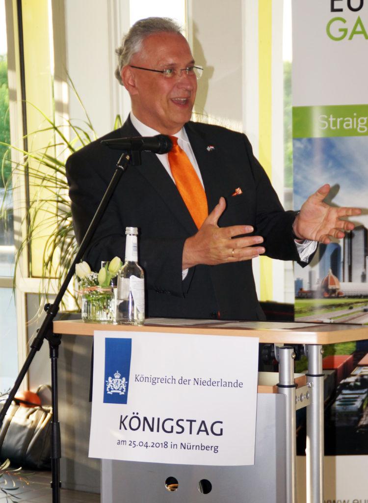 Staatsminister Joachim Herrmann