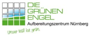 Logo die Grünen Engel Aufbereitungszentrum Nürnberg