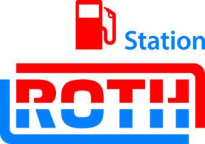 Logo Roth Energie Tankstelle