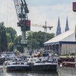 schiffsgueterumschlag bayernhafen regensburg