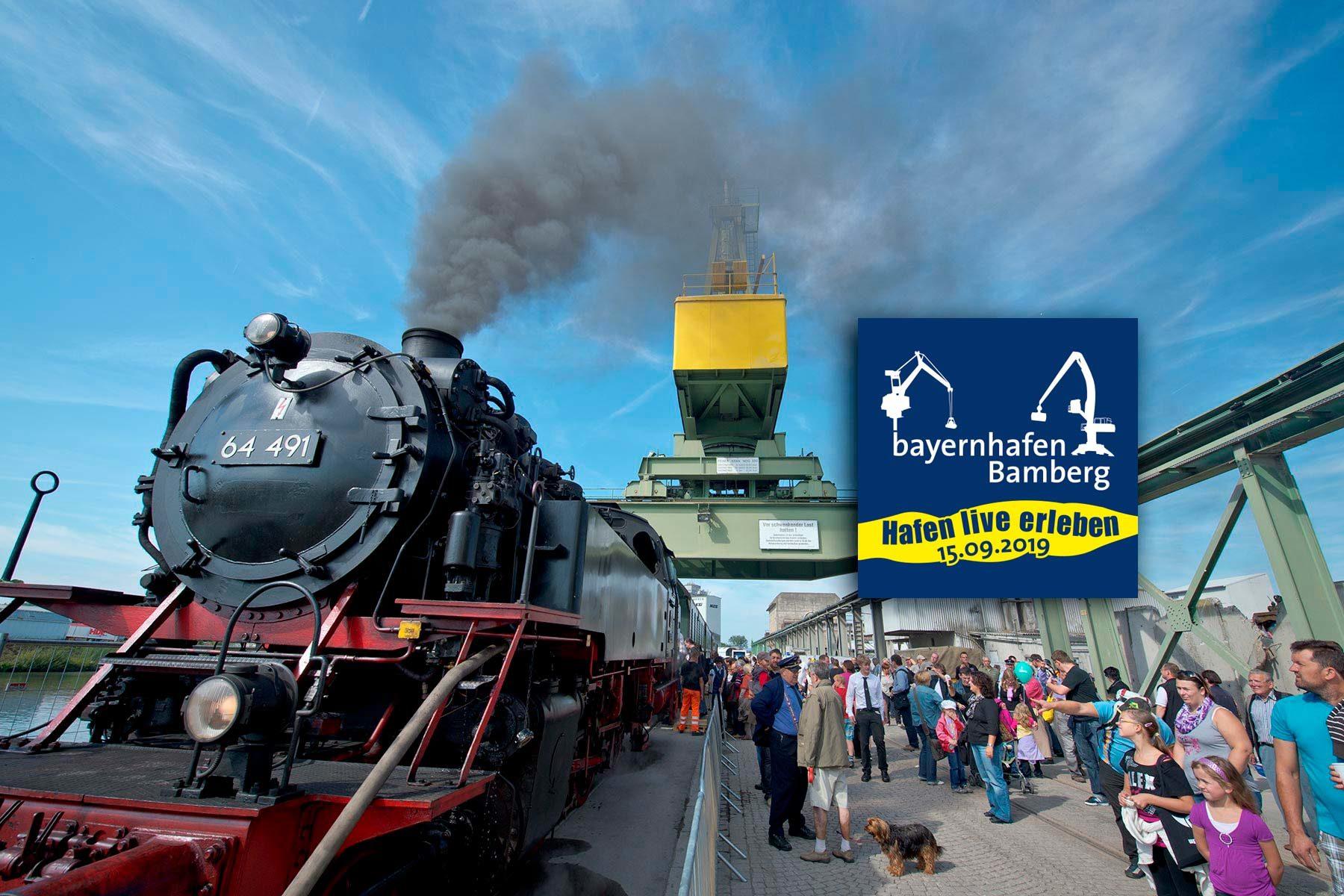 Bewerbung Hafenfest 2019