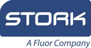 Logo Stork - a Fluor Company