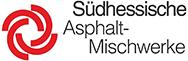 Logo Südhessische Asphalt-Mischwerke