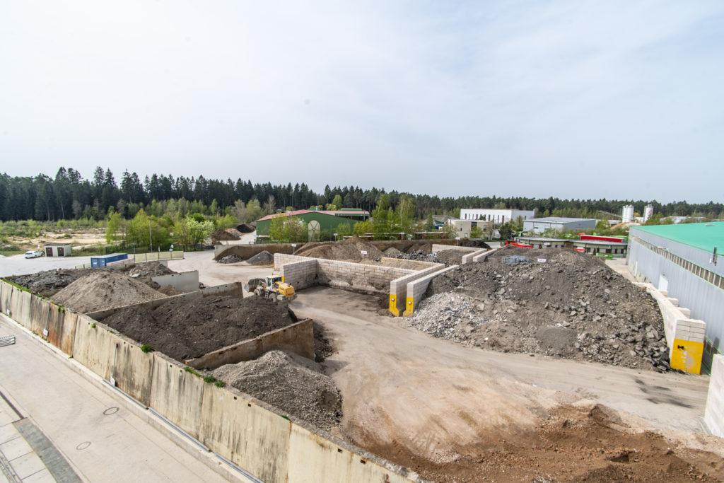 EZF Entsorungszentrum Franken bayernhafen Roth