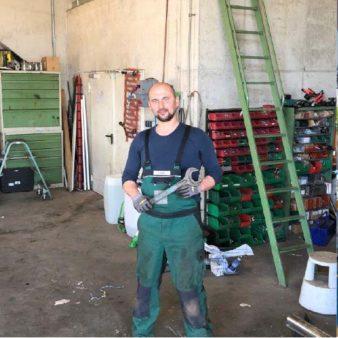 Mitarbeiter Zellner Recycling GmbH