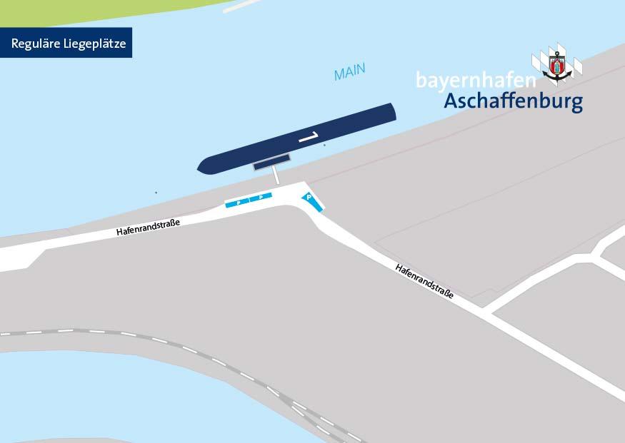 Flusskreuzschifffahrt Aschaffenburg