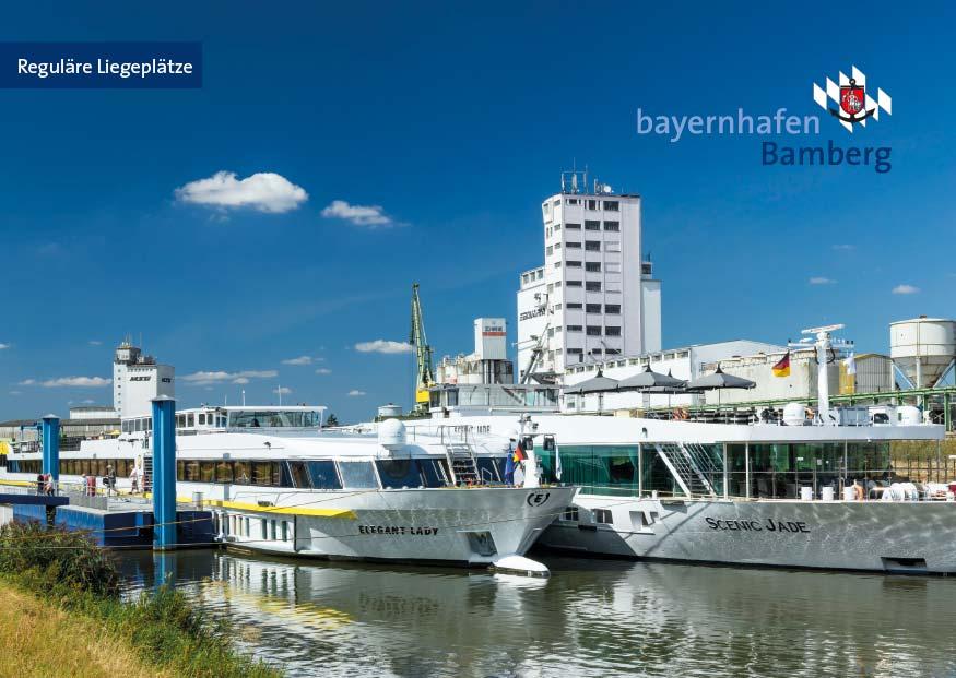 Flusskreuzschifffahrt Bamberg