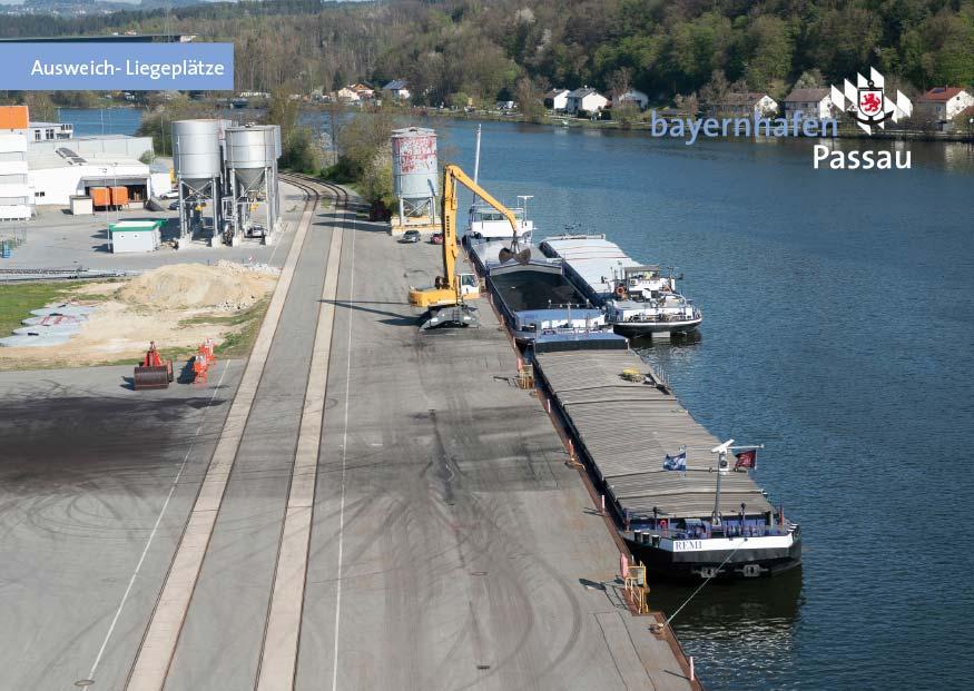 Flusskreuzschifffahrt Passau