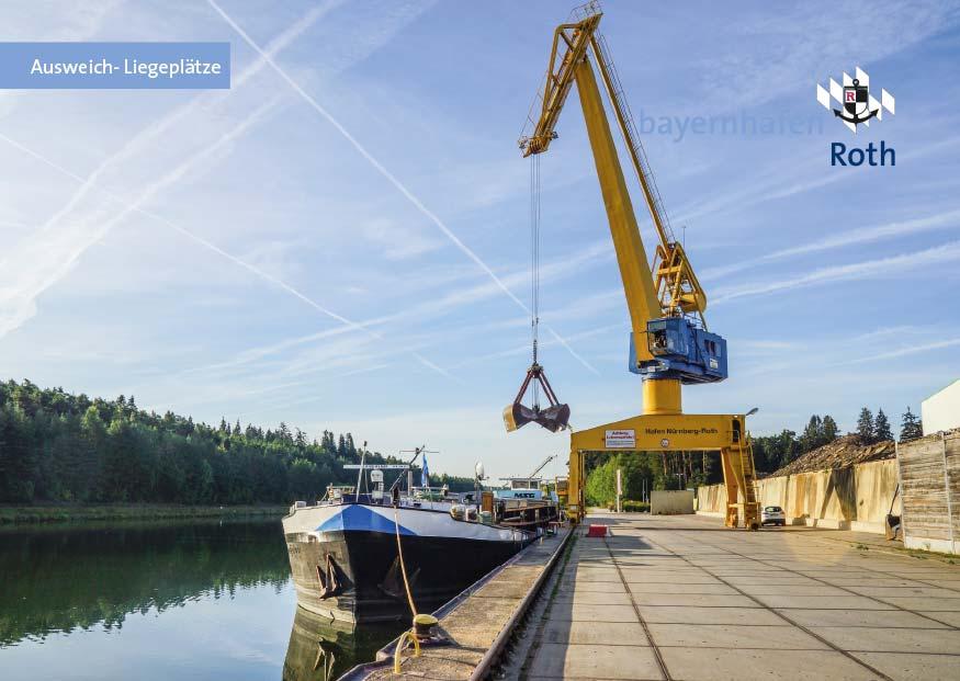Flusskreuzschifffahrt Roth