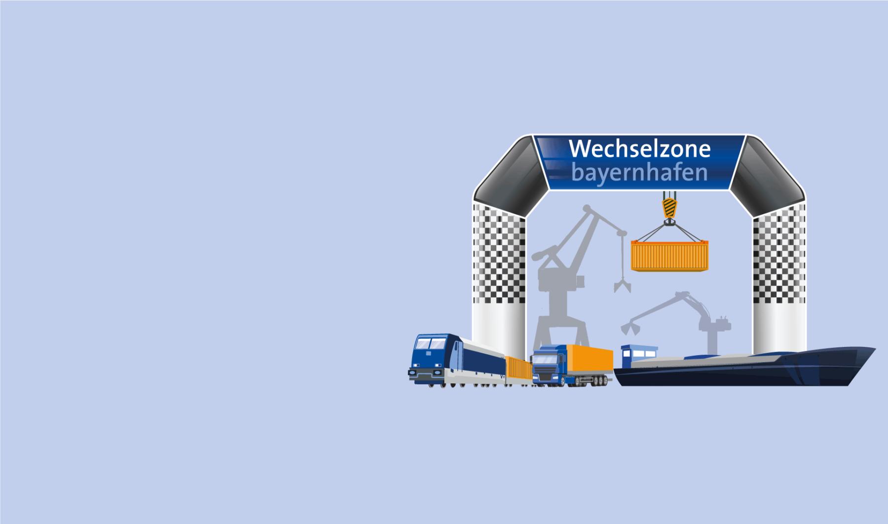 Grafik WEchselzone bayernhafen