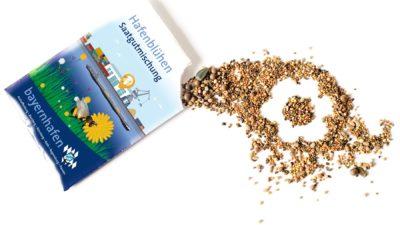 Hafenblühen Samentüte Saatgutmischung