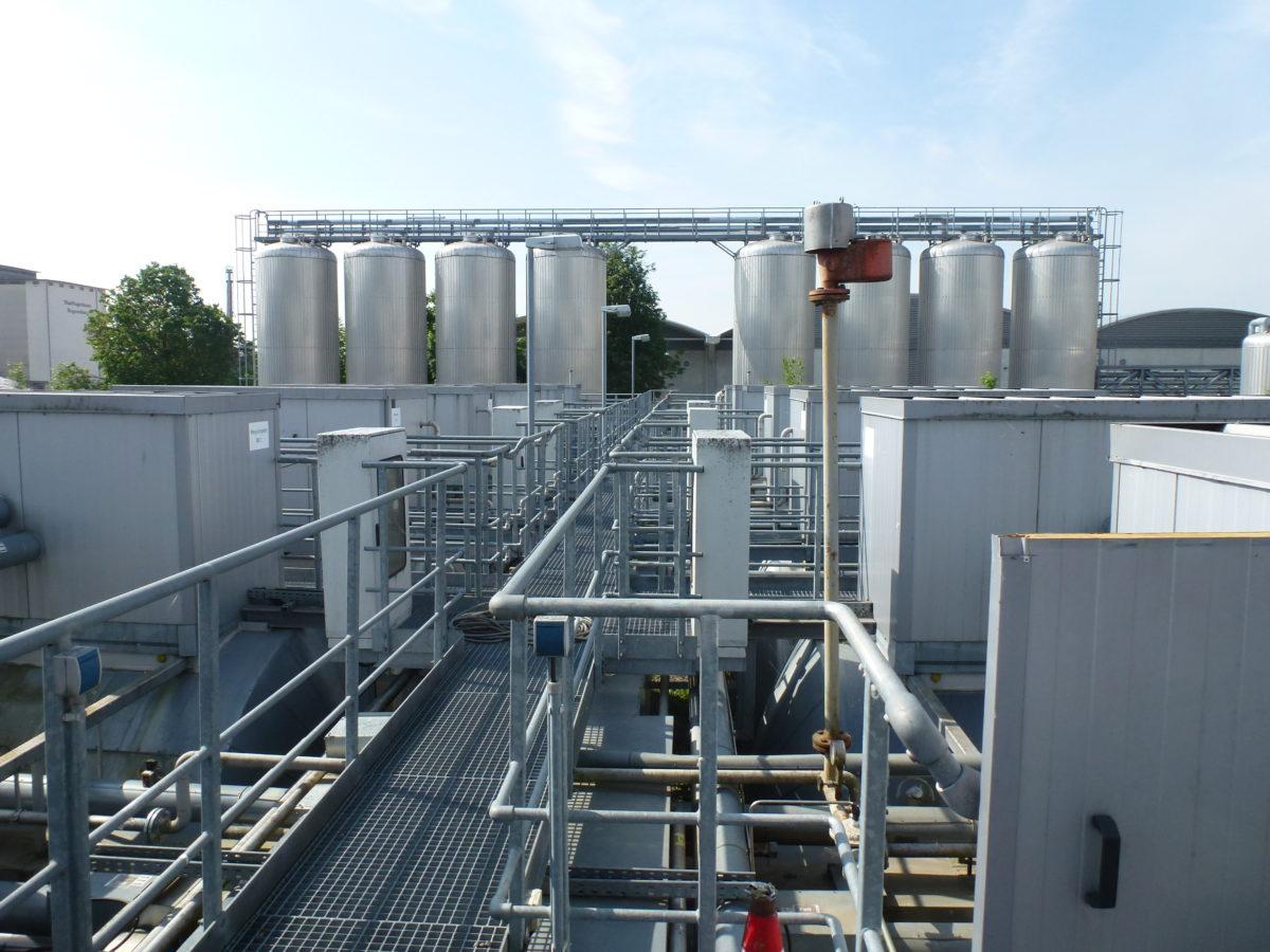 Tanklager Biosyntec